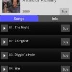 Aplicație byron pentru Android
