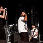 Tot o trupă cu 2 vocaliști, COMA în deschidere la Linkin Park
