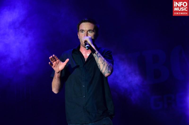 Heaven Shall Burn la Rock The City 2012