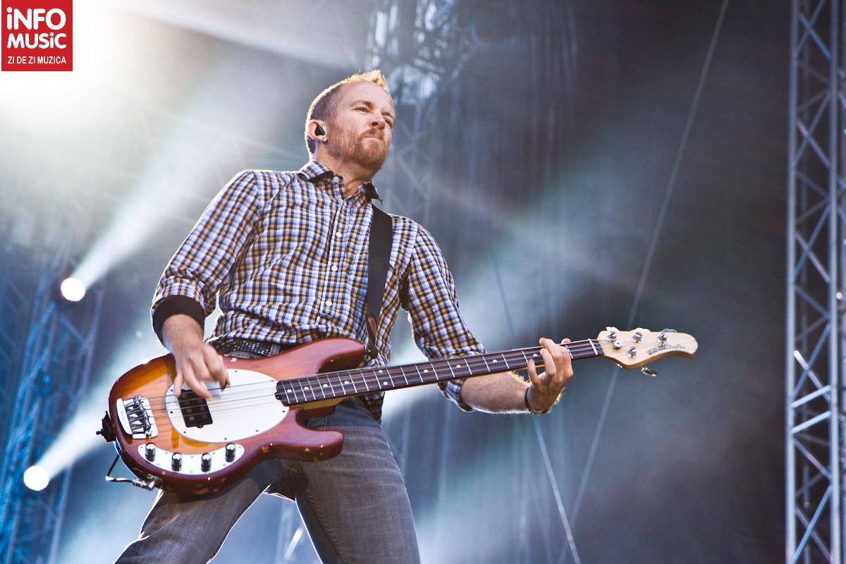 Linkin Park la București