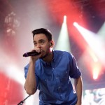 Mike Shinoda, Linkin Park la Bucuresti