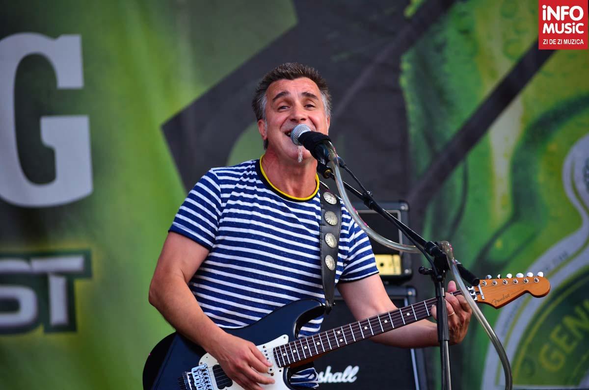 Dan Iliescu, Timpuri noi, Rock The City 2012
