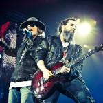 Axl Rose, solistul trupei Guns N'Roses