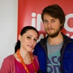 Stefan Matei (Les Elephants Bizarres) intervievat de Alexandra Necula (InfoMusic.ro)