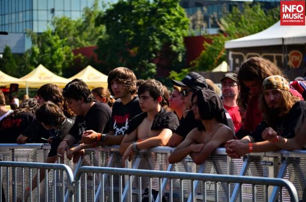 La concertul Lake of Tears - OST Fest 2012