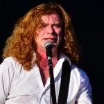 Dave Mustaine, liderul trupei Megadeth