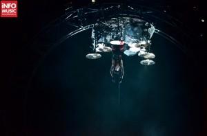 Tommy Lee s-a dat în carusel cu bateria - OST Fest - Motley Crue