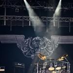 Un decor simplu, dar de efect - Motorhead la OST Fest 2012