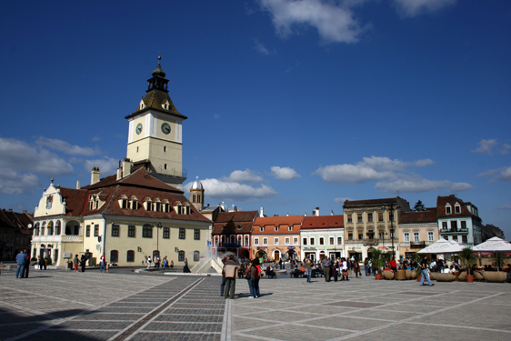 Piața Sfatului Brașov din Brasov