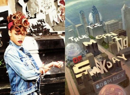 Rihanna - Happy Smekday!
