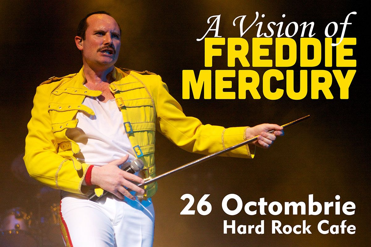 A Vision Of Mercury