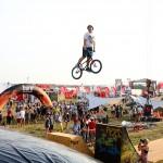 Cum s-a mai distrat publicul la B'Estfest (foto Alex Bărbulescu)