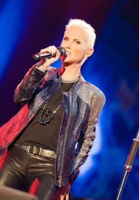 Marie (Roxette) la Cluj (foto Alina Todea)
