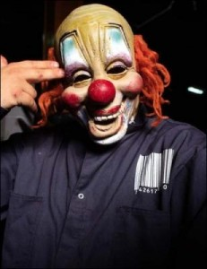 Shawn 'Clown' Crahan - Slipknot