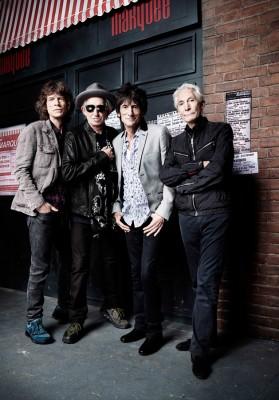The Rolling Stones la Marquee Jazz Club dupa 50 de ani de la primul concert