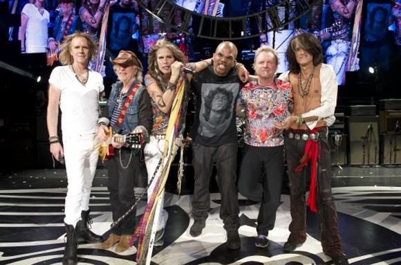 Aerosmith și RUN-DMC