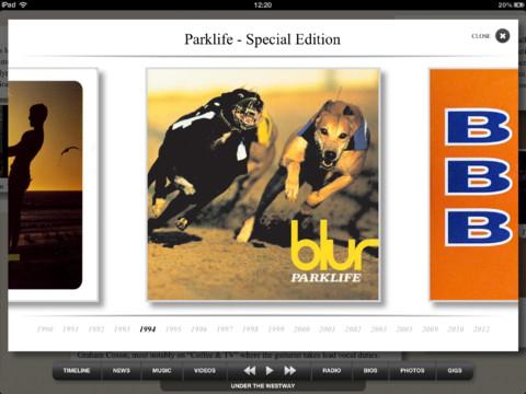 Blur App