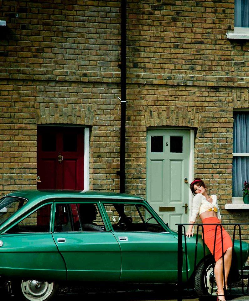 Cheryl Cole - Under The Sun Video