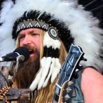 Zakk Wylde si Black Label Society la Rock the City