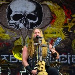 Black Label Society la Rock the City - București, 30 iunie 2012