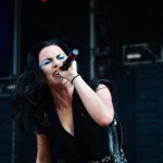 Evanescence la Rock the City 2012
