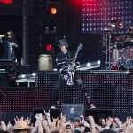 DJ Ashba și Guns N' Roses la Rock the City 2012