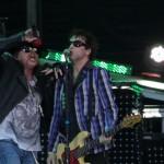 Guns N'Roses în concert la București