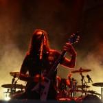 Robb Flynn - Concert Machine Head la Rock the City 2012, Romexpo