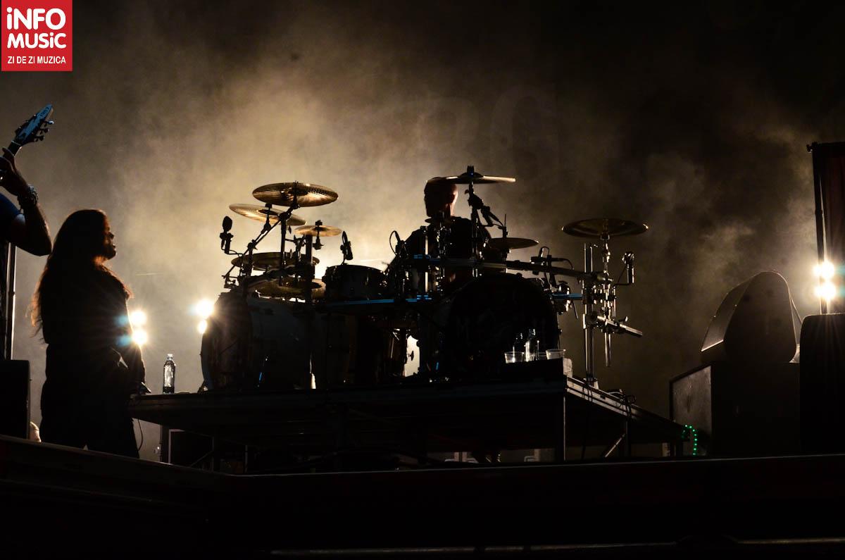 Machine Head - Rock the City 2012, Romexpo