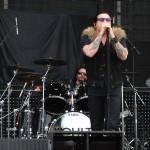 The Cult în concert la festivalul Rock The City 2012