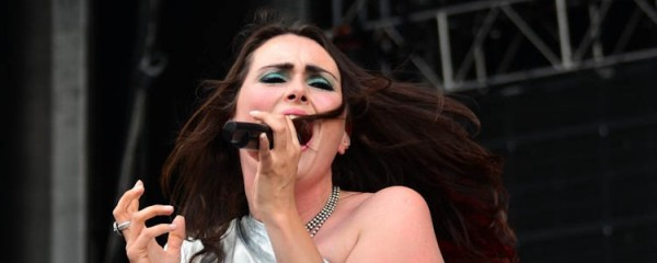 Sharon, WIthin Temptation la Rock the City