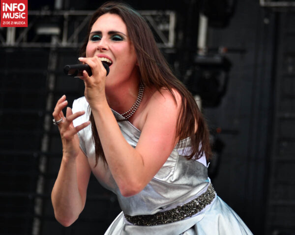Within Temptation la Rock The City
