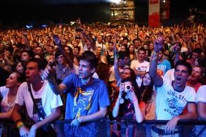 Distracție la B'Estfest 2012 - Ziua #1 (foto: Alex Bărbulescu)