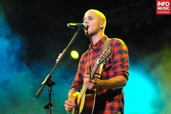 Milow, live la Bestfest 2012