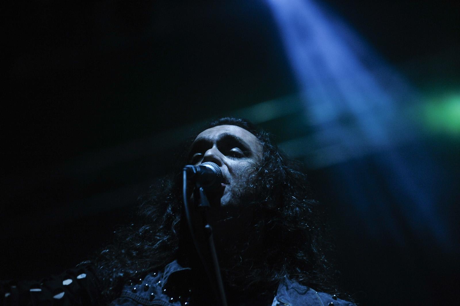 Moonspell la B'Estfest 2012 (foto: Grigore Popescu)