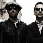 Rich Machin (Soulsavers) & Dave Gahan (Depeche Mode)