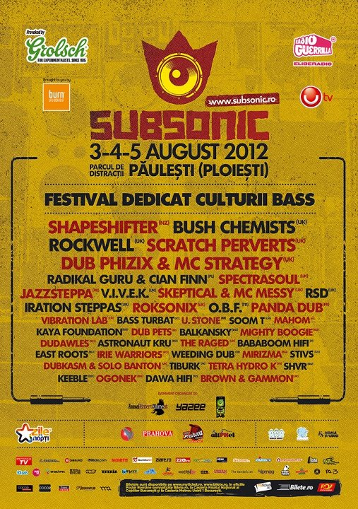 Subsonic Festival 2012
