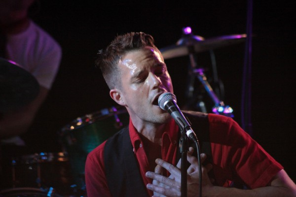 Brandon Flowers - The Killers - live