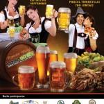Festivalul Berii Germane 6-9 septembrie Parcul Tineretului