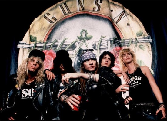 Guns N Roses - original line-up