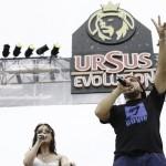 Guvid la Ursus Evolution Navodari 2012