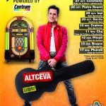 Stefan Banica - afis turneu Altceva