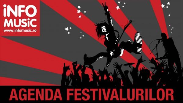 Agenda festivalurilor pe InfoMusic