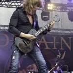 Concert Delain la ARTmania Festival 2012