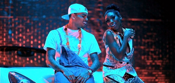 Brandy - Put It Down feat. Chris Brown Video