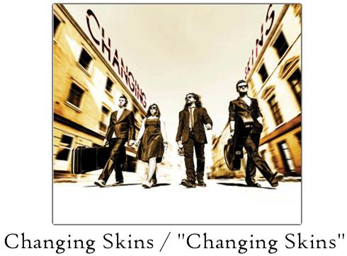 Changing Skins - lansare album la The Silver Church