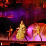 Lady Gaga în concert la București