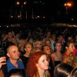 Public la concertul Lady Gaga de la București