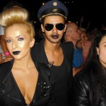 Fani Lady Gaga prezenți la concert
