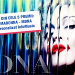 Concurs online Madonna - MDNA